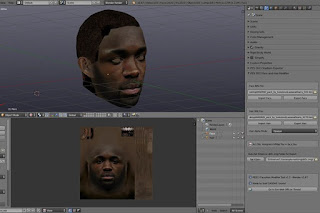 Face/Hair Modifier Tool v1.4 for Blender 2.67