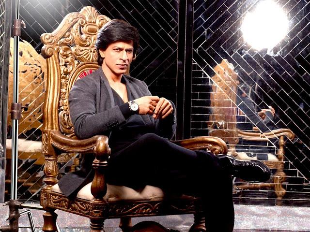 Famous Bollywood Actor Shah Rukh Khan Desktop HD Wallpapers