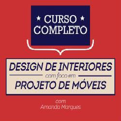 Cupom de Desconto Curso Design de Interiores