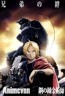 Giả Kim Thuật Sư Phần 2 - Fullmetal Alchemist: Brotherhood SS2 2013 Poster