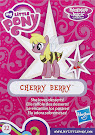 My Little Pony Wave 17 Cherry Berry Blind Bag Card