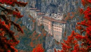 Παναγία Σουμελά: Το μοναστήρι – σύμβολο για τους Έλληνες του Πόντου