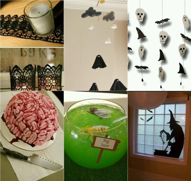 Decoração Halloween (DIYs aterrorizantes)