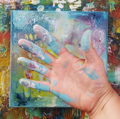 Whoopidooings: RYWF - Artists Hands