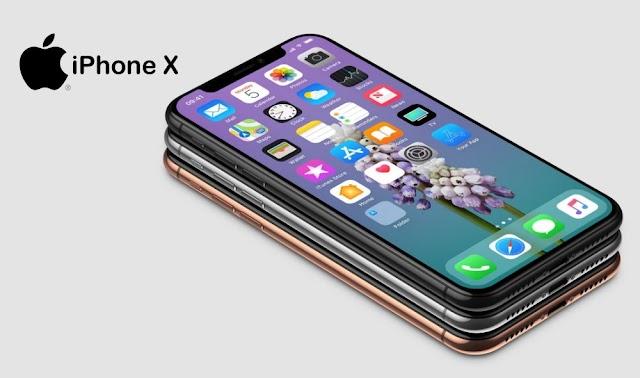 Apple présente son iPhone X...