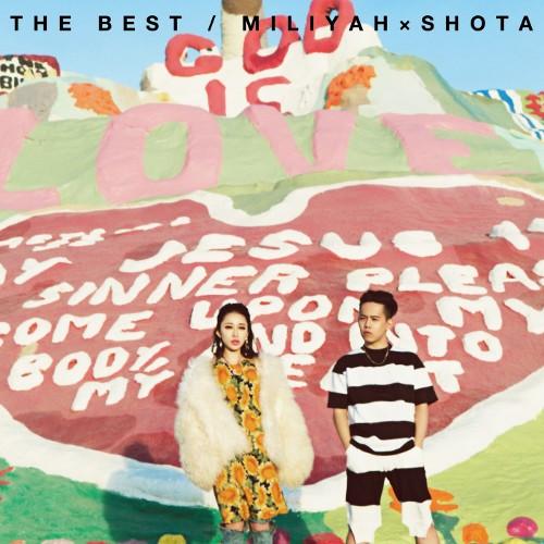 加藤ミリヤ × 清水翔太 (Miliyah Kato x Shota Shimizu) - THE BEST [FLAC 24bit + MP3 320 / WEB]