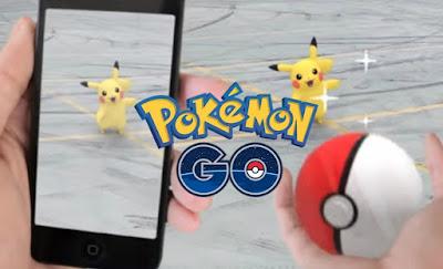 Trik Mudah Mendapatkan Pikachu di Pokemon GO