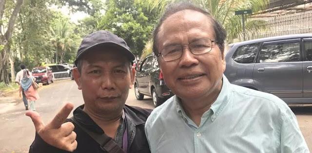 Hadiri Syukuran Kemenangan Prabowo, Rizal Ramli: Sesak, Tukang Ojek-Taksi Tak Mau Dibayar