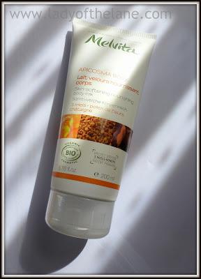 Melvita Apicosma Skin-Softening Body Milk
