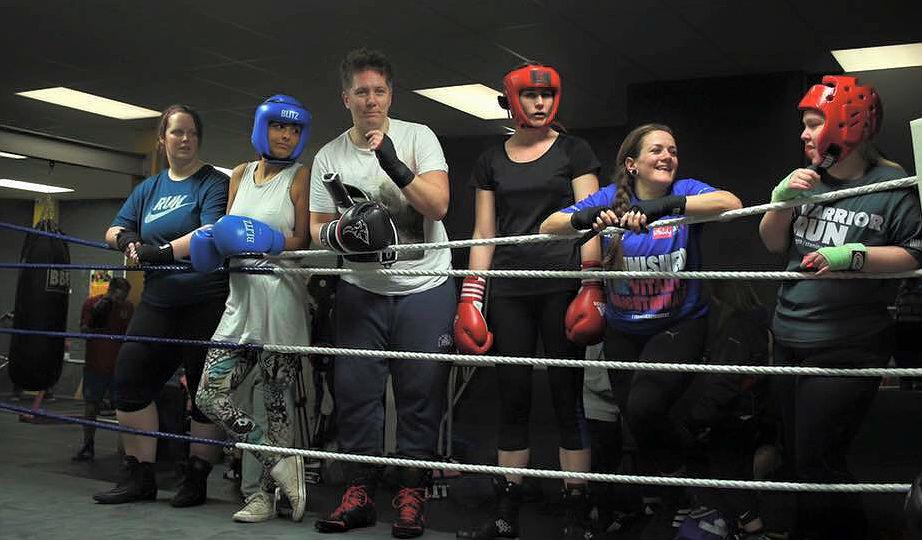 FitBits | UWCB Brighton - Stingwray Boxing - Underground Gym