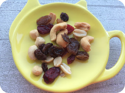 energy boosting nut and seed snacks