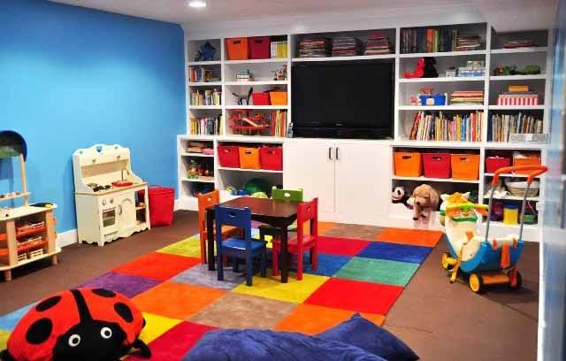 Ruang anak colorfull