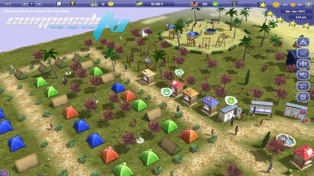 Camping Manager PC Full