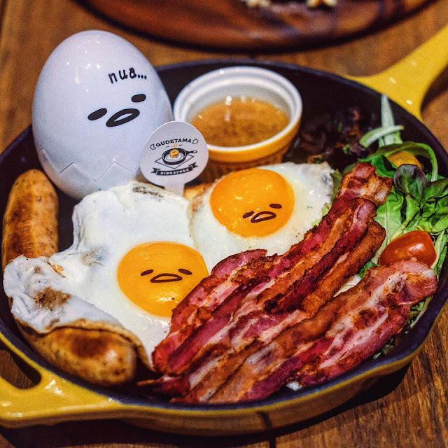 """Big """"Nua"""" Breakfast"""