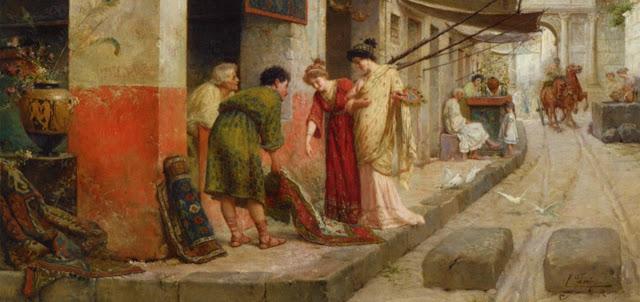 Contratos reales y Derecho romano