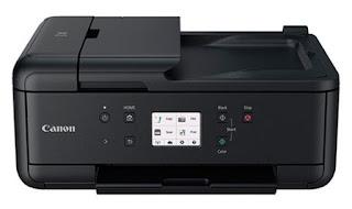 Canon Pixma TR7520 Printer Driver Download