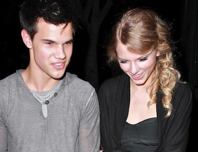 Taylor Lautner dan Tailor Swift