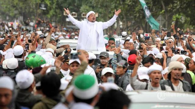 Komnas HAM: Kasus Habib Rizieq Shihab Bukan Kriminalisasi Ulama