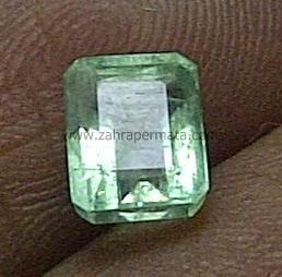 Batu Permata Jamrud Columbia - ZP 451
