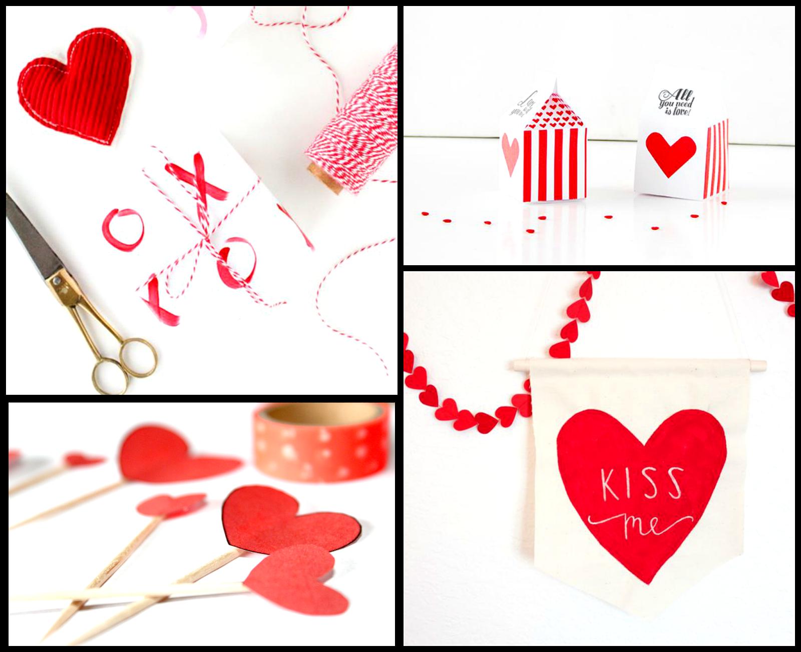 Walentynki DIY