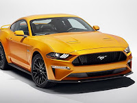 2018 Ford Mustang GT Specs