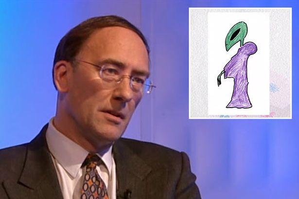 Simon Parkes lelaki inggris yang mengaku pernah berhubungan seks dengan alien