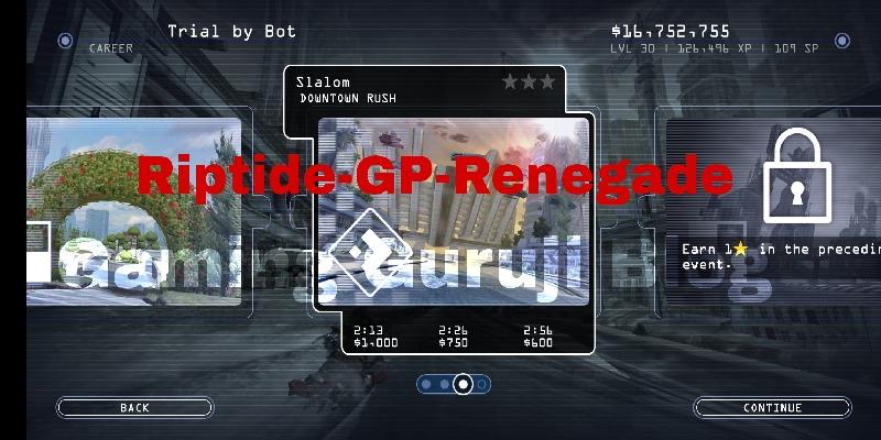 Riptide-GP-Renegade Mod apk game