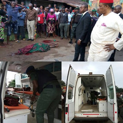 Governor Obiano intervenes as 911 truck crushes two to death in Anambra