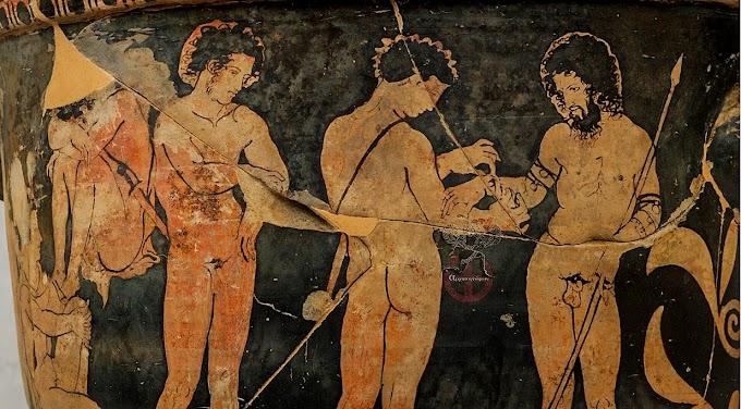 Το δημόσιο σύστημα υγείας στην Αρχαία Ελλάδα.