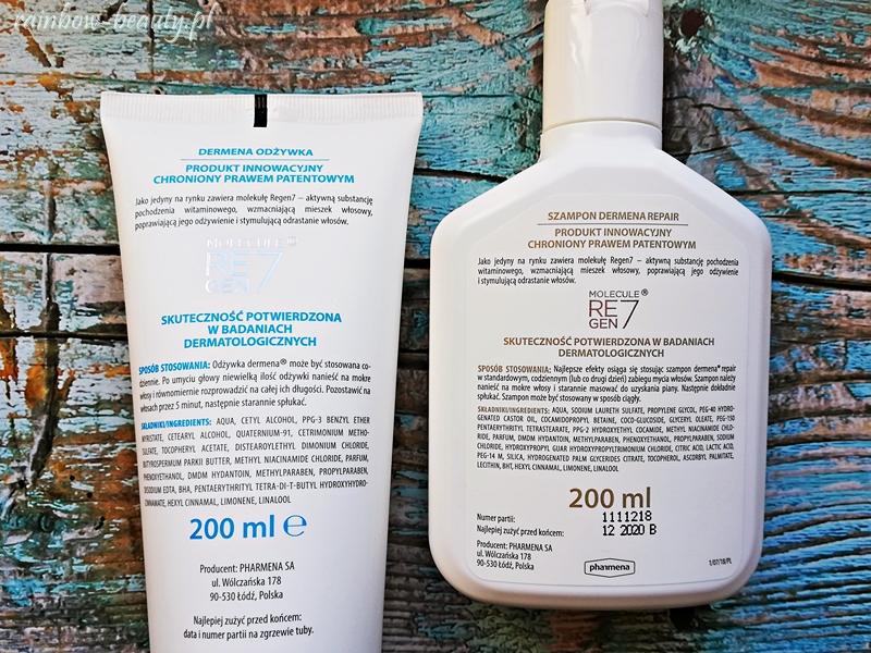 dermena-repair-szampon-odzywka-opinie-wypadanie-wlosow