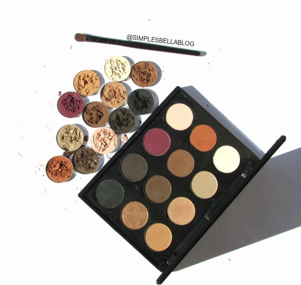 Paleta Nudes Perfeitos by Alyne Oliveira Make Up