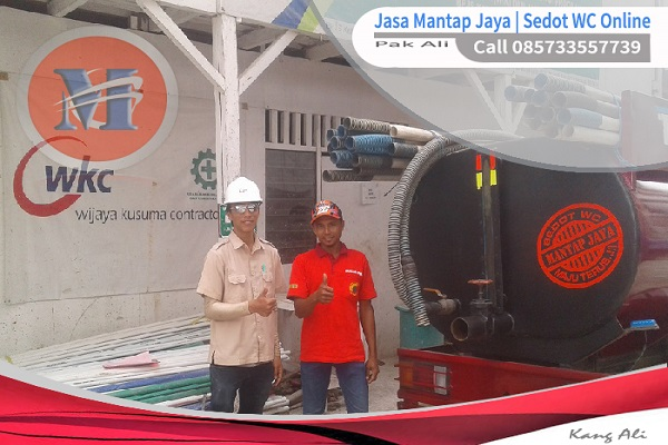 Jasa Sedot Tinja Keputran Surabaya Harga Murah