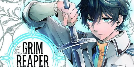 Critique Manga, Dark Kana, Irono, Kana, Manga, Seinen, The Grim Reaper,