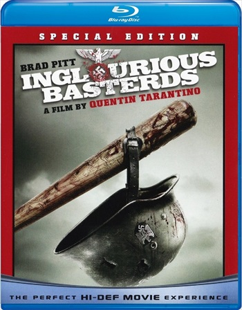 Inglourious Basterds 2009 Dual Audio Hindi 480p BluRay 450mb