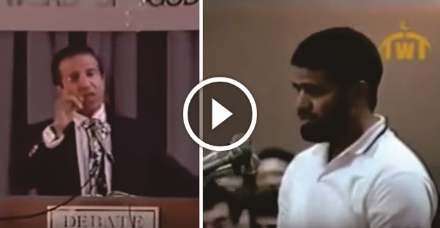 Mengaku Temukan Kesalahan Dalam Qur'an, Peraih Dua Gelar Doktor Ini Dipermalukan Seorang Muslim