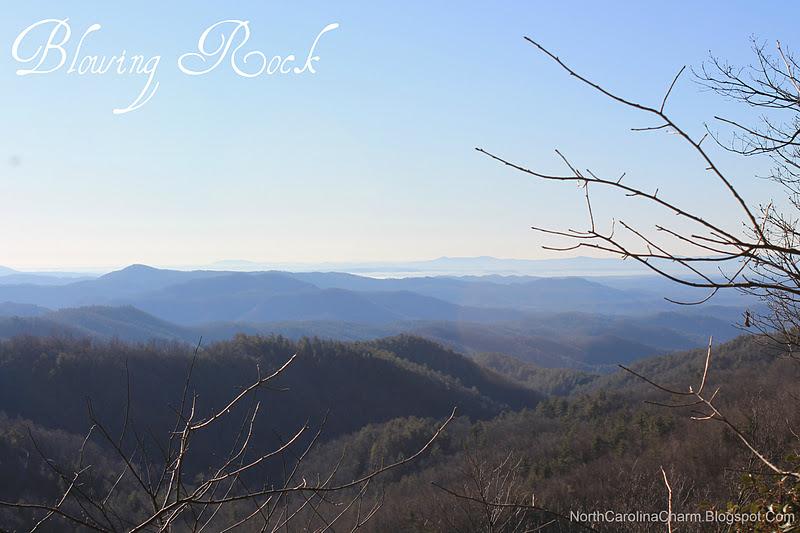 Blowing Rock Cabin Weekend