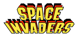Space Invaders logo