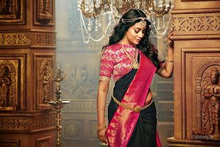 Shriya-Saran-CMR-Textiles-Photo-shoot