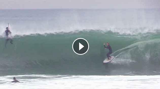Pros SCORE extremely RARE wave - Kolohe Andino Griffin Colapinto Yadin Nicol more