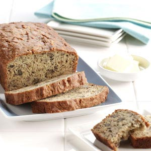 RecipeReview Walnut Banana Bread