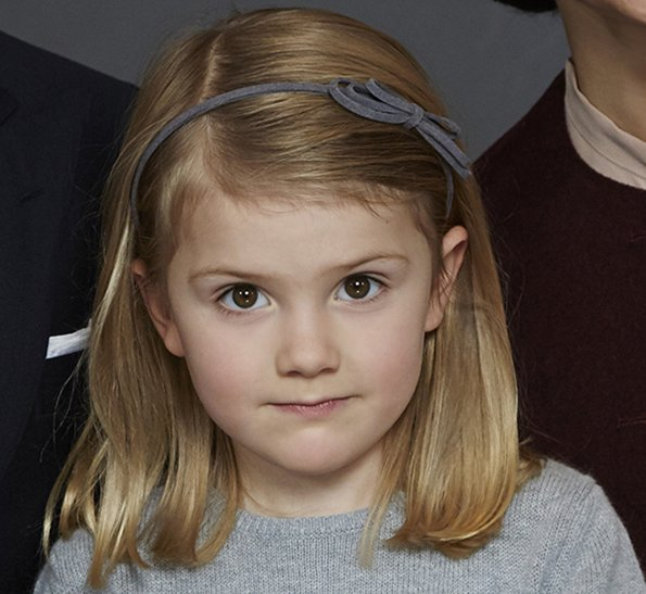 New Photos of Crown Princess Victoria, Prince Daniel, Princess Estelle and Prince Oscar of Sweden