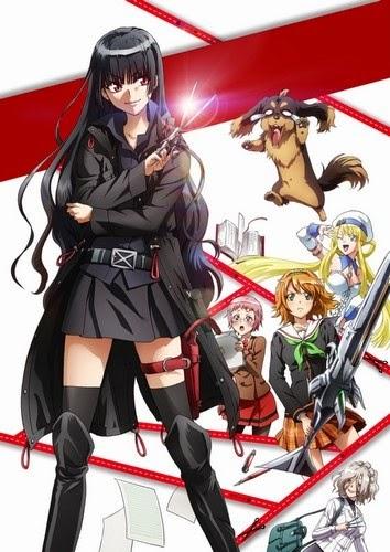 Dog & Scissors: Inu to Hasami wa Tsukaiyou ยัยกรรไกรใจร้ายกับนายหมาดวงซวย