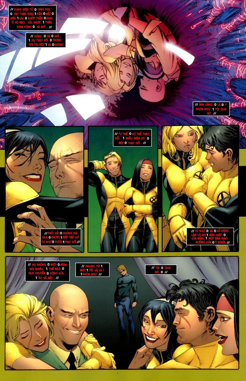 X-Men Necrosha chap 2 trang 6