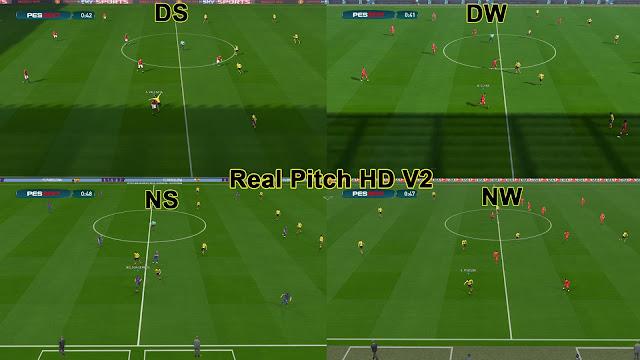 PES 2017 Real Pitch HD dari De_v017