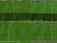 PES 2017 Real Pitch HD dari De_v017