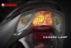lampu belakang yamaha lexi
