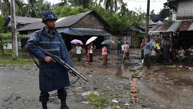 Konflik di Perbatasan Myanmar Kembali Terjadi, 26 Muslim Myanmar Tewas Diserang Polisi