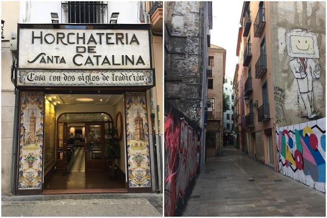 Horchata Fortones Amarino Icecram in Valencia