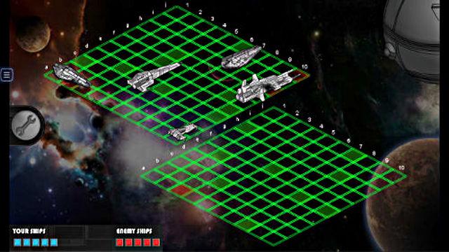 Intergalactic Battleships - Image du Jeu