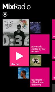 تحميل تطبيق الراديو الرائع MixRadio